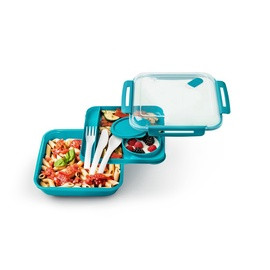 Rotho Lunch Box 1.1l Blue