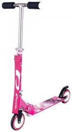 Spokey Fairy Scooter 125 mm Pink / White