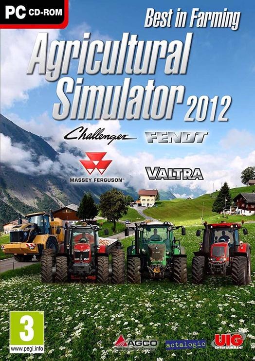 Agricultural Simulator 2012 PC