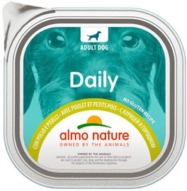 Almo Nature Daily Chicken & Peas 300g