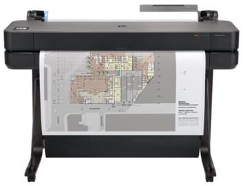 Tindiprinter HP DesignJet, värviline