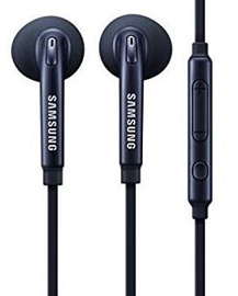 Ausinės Samsung EO-EG920BB Original Galaxy S6 In-Ear Black