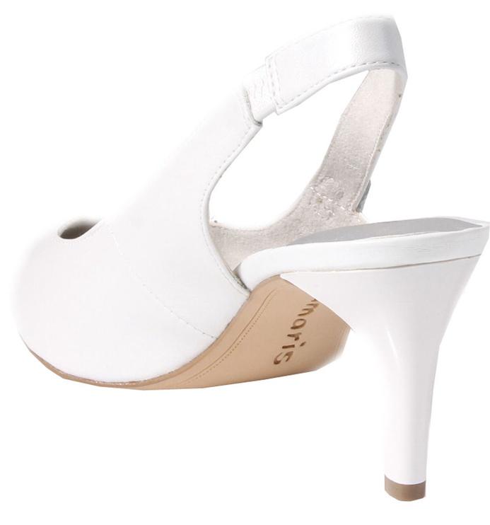 Tamaris Fatsia Pumps 1-1-29608-20 White 36