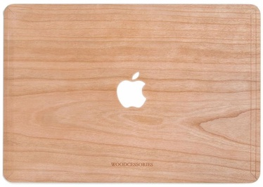 Woodcessories EcoSkin For Apple MacBook Pro Touchbar 15'' Cherry