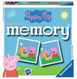 Galda spēle Ravensburger Memory Peppa Pig 21415, EN/EE/LV/LT/RUS