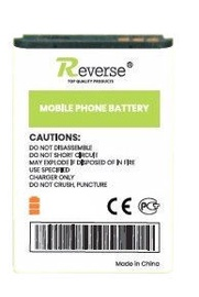Reverse Long Life Analog Battery For Sony Ericsson K850i/T650i/X10 Mini 1000mAh