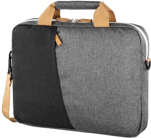 "Hama ""Florence"" Notebook Bag 13.3"" Black/Grey"