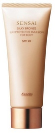 Sensai Kanebo Sun Protective Body Emulsion Silky Bronze SPF20 150ml