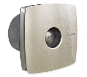 Ištraukiamasis ventiliatorius Cata X-Mart 12 Inox