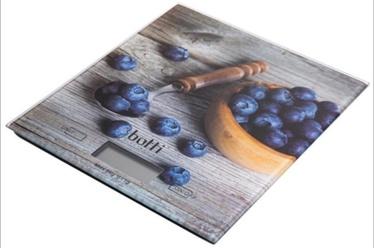 Elektrooniline köögikaal Botti Blueberries 6W1190, mitmevärviline