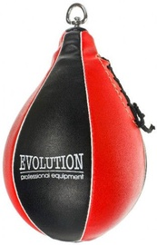 Evolution Punching Bags Suspended Black/Red
