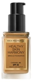 Max Factor Healthy Skin Harmony Miracle Foundation SPF20 30ml 85