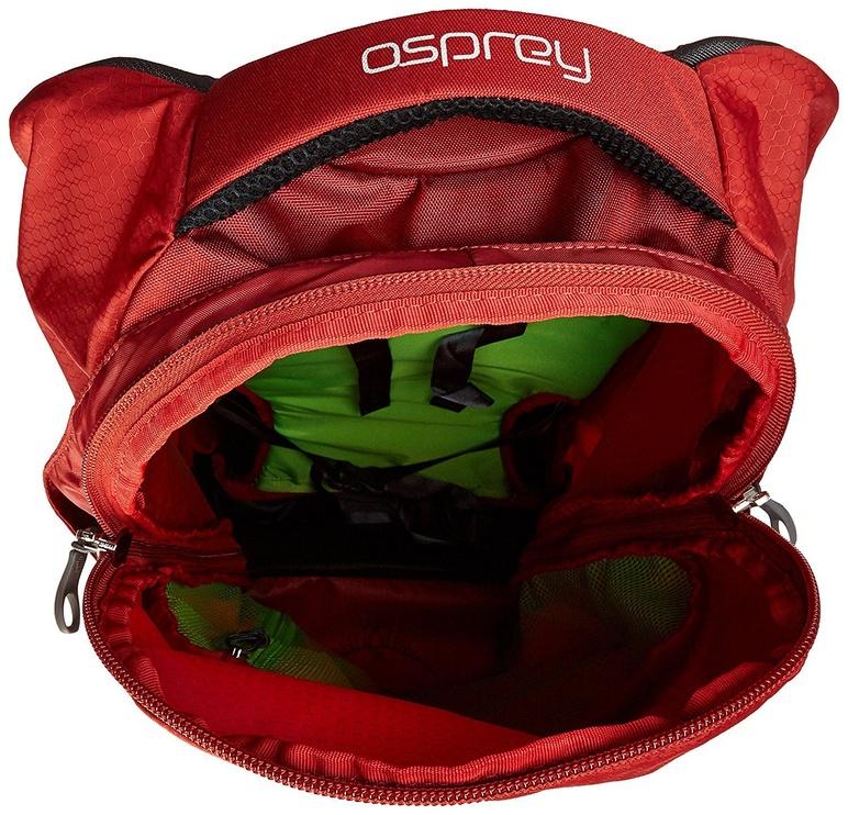 Osprey Farpoint 55 Jasper Red S/M