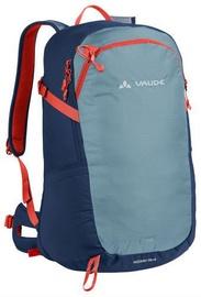 Vaude Wizard 18+4 Blue/Red
