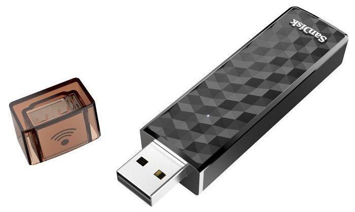 SanDisk 128GB Connect Wireless Stick Wi-Fi USB 2.0