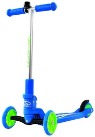 SMJ PSCT003 Scooter Tricycle Blue / Green