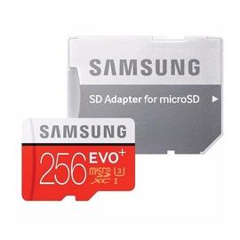 Samsung Evo Plus 256GB microSDXC UHS-I Class 10 + SD Adapter