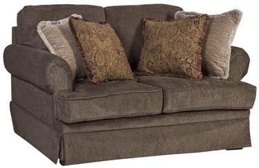 Home4you Sofa Cameron-2 Brown 21594