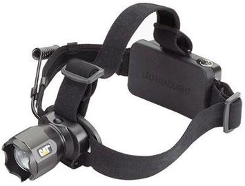 Įkraunamas galvos žibintuvėlis Cat CT4205, 380lm, USB