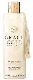 Grace Cole Relaxing Bath Soak 500ml Nectarine Blossom & Grapefruit