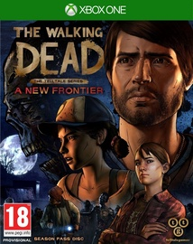 Walking Dead: A New Frontier Season Pass Disc Xbox One