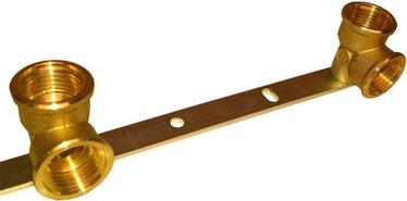 "Sobime Linked Female Threaded Elbow Brass 1/2""F"