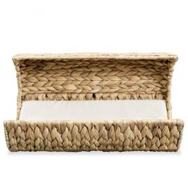 Кровать для животных VLX 973929, коричневый/белый, 200 мм x 370 мм