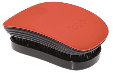 Ikoo Paradise Pocket Brush Orange Blossom Black