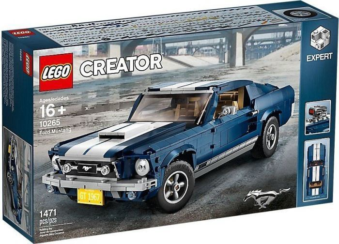 LEGO Creator Expert Ford Mustang 10265