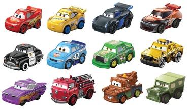 Žaislinis cars 3 automodelis gkf65