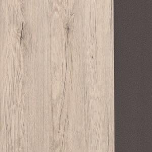 Komoda Szynaka Meble Desjo 10 Brown, 170x42x93 cm