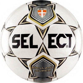 Select Brillant Super Football White/Black Size 5
