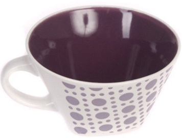 Banquet Jumbo Dots 500ml Purple