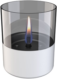 TenderFlame Table Burner Lilly 10cm White