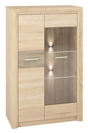 ML Meble Castel 06 Chest Of Drawers Sonoma Oak