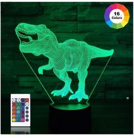 Ночники 3D Dragon, многоцветный