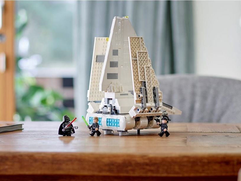 Constructor LEGO Star Wars Imperial Shuttle 75302