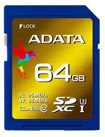 A-Data 64GB XPG SDXC UHS-I U3 Class 10