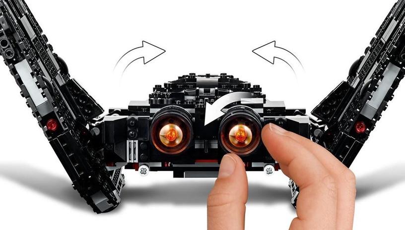 Конструктор LEGO Star Wars Шаттл Кайло Рена 75256, 1005 шт.