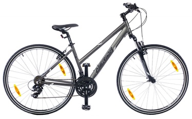 "Merida Crossway 5-V Lady 50cm 28"" White Grey 18"