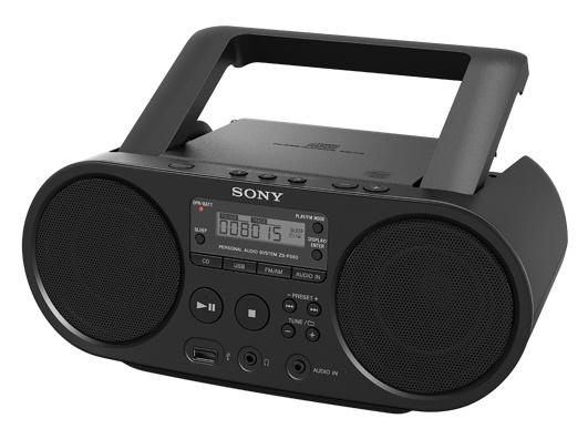 Magnetoola Sony ZSPS50B, 4 W, must