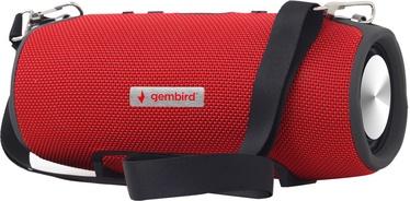 Gembird SPK-BT-06 Portable Bluetooth Speaker Red