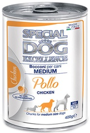 Monge Special Dog Excellence Medium Adult Chicken 400g