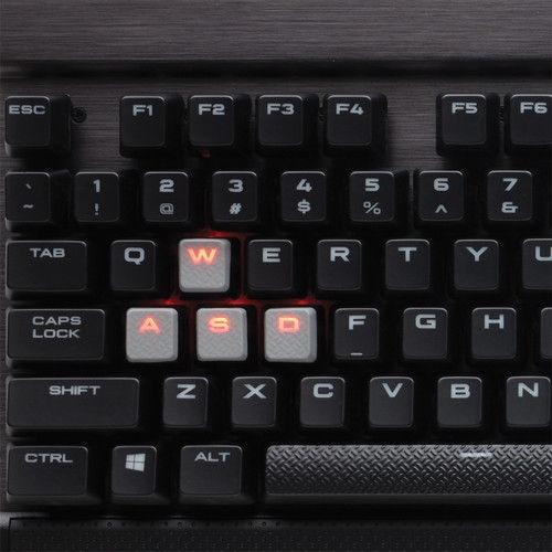 Corsair K70 RAPIDFIRE Mechanical Gaming Keyboard Cherry MX Speed NA