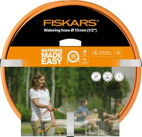 Fiskars Q4 Watering Hose 1/2'' 50m