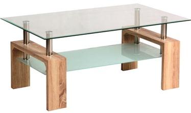 Kohvilaud Signal Meble Lisa Basic Sonoma Oak, 1000x450x600 mm