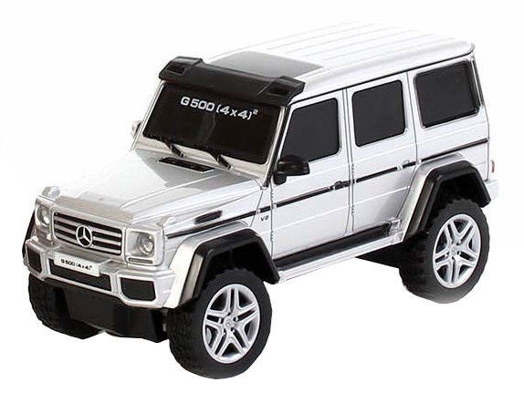 Brimarex Car Mercedes G-Klass 0893019 1:26 Silver