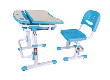 Vaikiškas stalas C304, reguliuojamo aukščio