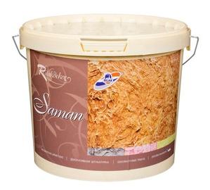 Dekoratīvais apmetums Rilak Saman, 5kg