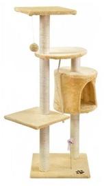 Skrāpis kaķiem Vangaloo Beige, 110 cm